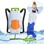 SNAEN Water Blaster with 2.5L High Capacity Backpack Tank Which has Adjustable Straps